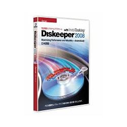 Diskeeper 2008 日本語版 Server アップグレード [Windowsソフト]