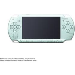 PSP(プレイステーション・ポータブル) ミント・グリーン PSP-2000MG