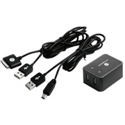 DLO-IP-000061 [USBモバイル充電アダプタ PowerPair Deluxe]