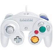 ニンテンドーゲームキューブ コントローラ ホワイト DOL-003 [GC/Wii用]