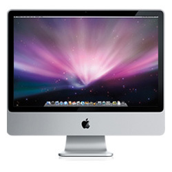 iMac Intel Core2Duo 2.8GHz 24インチワイド [MB325J/A]