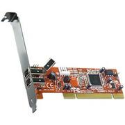 CIF-FW4P3 [インターフェースカード PCI接続 ロープロファイル対応 IEEE1394a×3 ポートを増やしタイ]
