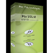 Mu Voice [プラグインソフト]