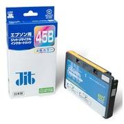 JIT-ECL45B [エプソン ICCL45B互換 再生インクカートリッジ 大容量タイプ カラー 4色一体型]