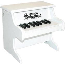 1822W (ホワイト) [マイ・ファースト・ピアノ 18鍵盤]
