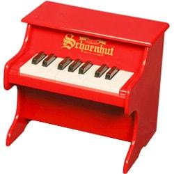 1822R (レッド) [マイ・ファースト・ピアノ 18鍵盤]