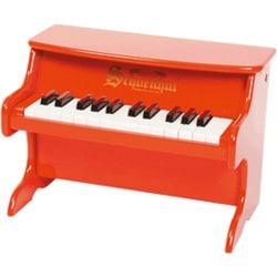 2522R (レッド) [マイ・ファースト・ピアノII 25鍵盤]