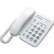 TF-12-W [電話機 子機なし ホワイト]