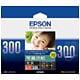 エプソン 写真用紙光沢 KL300PSKR 1箱(300枚)