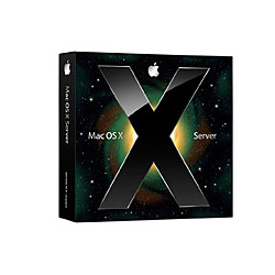 MB606J/A [Mac OS X Server v10.5.4 Leopard 10クライアント]