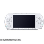PSP(プレイステーション・ポータブル) パール・ホワイト PSP-3000 PW