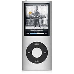 MB598J/A [第4世代iPod nano 8GB シルバー]