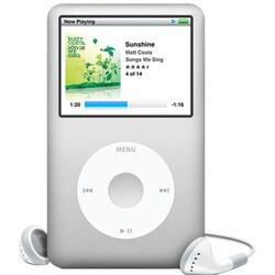 iPod classic 120GB シルバー [MB562J/A]