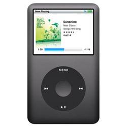 iPod classic 120GB ブラック [MB565J/A]