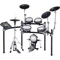 TD-12KVSBK [エレクトロニック・ドラムセット ブラック V-Drums]