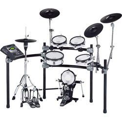 TD-12KVSWT [エレクトロニック・ドラムセット ホワイト V-Drums]