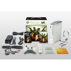 Xbox 360 バイオハザード5 プレミアムパック