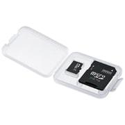 FC-MMC10MIC [microSDカード用クリア 6個入り]
