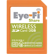 EYE-FI-2GB-J [SDカード 2GB 無線LAN内蔵 Eye-Fi Share]