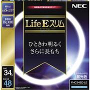 FHC34ED-LE [丸形スリム管蛍光灯 Life Eスリム 3波長形昼光色 34形(48W)]