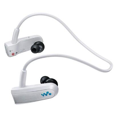 NWD-W202 W [ヘッドホン一体型ウォークマン W202シリーズ 2GB ホワイト]