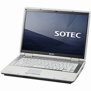 R504A6B [SOTEC R504A6B Office搭載モデル]