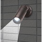 ESL-05BT(BK) [センサーライト(人感センサータイプ) 乾電池式LEDセンサーライト]