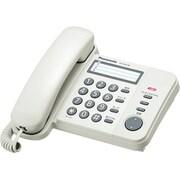 VE-F04-W [電話機(子機なし) ホワイト Simple Telephone(シンプル・テレホン)]