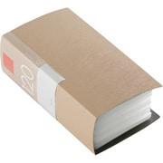 BSCD01F120BG [CD/DVDファイル ブックタイプ 120枚収納 ベージュ]