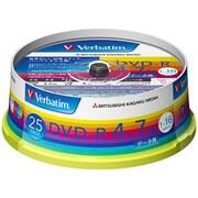 DHR47JP25V1 [データ用DVD-R 4.7GB 1-16倍速対応 25枚 インクジェットプリンタ対応]