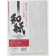 IJ-0343 [阿波紙 楮(厚口) 生成 110  A3(10)]