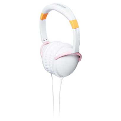 mh256(W) [ステレオヘッドホン ホワイト]