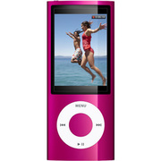 iPod nano 16GB ピンク [MC075J/A 第5世代]