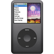 iPod classic 160GB ブラック [MC297J/A]
