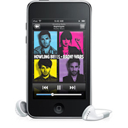 iPod touch 8GB [MC086J/A]