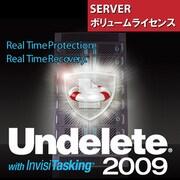Undelete2009 日本語版 Server [ライセンスソフト]