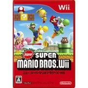 NEW スーパーマリオブラザーズ Wii [Wiiソフト]