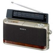 ICF-A101 [FM/AMホームポータブルラジオ]