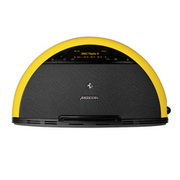 PAVM-F80-Y [CD/DVD/FM/AM オールインワンエンタテインメントシステム F80(エフエイティ) フェラーリイエロー]