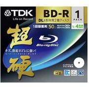 BRV50HCPWB1A [録画用BD-R DL 追記型 1-4倍速 片面2層 50GB 1枚 インクジェットプリンタ対応 超硬]