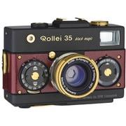 Rollei 35 black magic red gold [ローライ35 Vintage ヴィンテージバージョン]