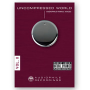 UNCOMPRESSED WORLD VOL.2 AUDIO