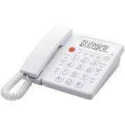 TF-V74-W [電話機(子機なし) ホワイト]