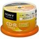 ソニー データ用 CD‐R 50CDQ80GPWP 50枚