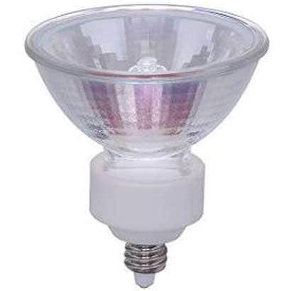 JR12V30WUVWK5EZHA2 [白熱電球 ハロゲンランプ EZ10口金 12V 50W形(30W) 50mm径 広角]