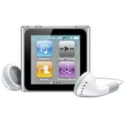 iPod nano 8GB シルバー [MC525J/A 第6世代]