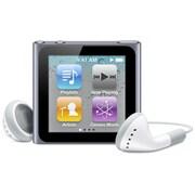 iPod nano 8GB グラファイト [MC688J/A 第6世代]