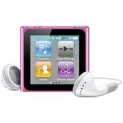 iPod nano 8GB ピンク [MC692J/A 第6世代]