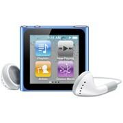 iPod nano 16GB ブルー [MC695J/A 第6世代]