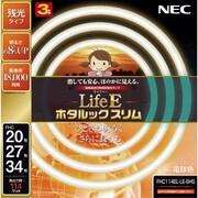 FHC114EL-LE-SHG [丸形スリム蛍光灯 Life Eホタルックスリム 電球色 20形+27形+34形(28W+38W+48W) 各1本入り]